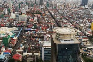 Phnom Penh bong bóng bất động sản vì tiền của Trung Quốc
