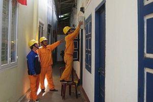 Hà Nội triển khai giá bán lẻ điện tại các nhà trọ những tháng cuối năm