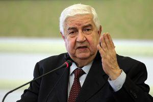 Damascus cáo buộc Mỹ theo đuổi lợi ích Israel ở Syria
