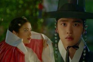 '100 Days My Prince' tập 1: D.O (EXO) trở thành thái tử, ngây người khi gặp lại Nam Ji Hyun!