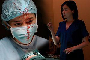Cao Thái Hà kiệt sức vì phải quay cảnh phẫu thuật đầy máu me trong 'Hậu duệ mặt trời' phiên bản Việt