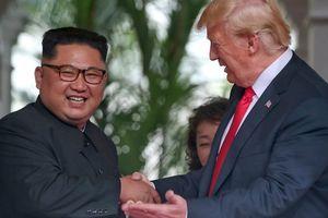 Hé lộ nội dung bức thư ông Trump nhận được từ ông Kim Jong-un