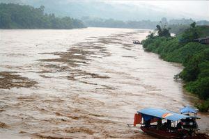 Lũ trên sông Hồng có thể lên cao tới 4m