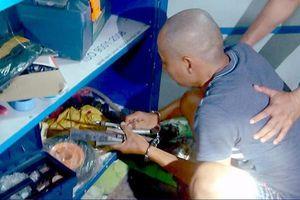 Lời khai 2 nghi can cướp ngân hàng ở Khánh Hòa