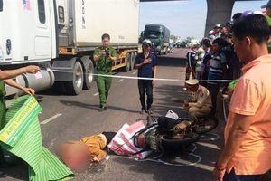 Tai nạn giao thông nghiêm trọng, 1 phụ nữ chết thảm