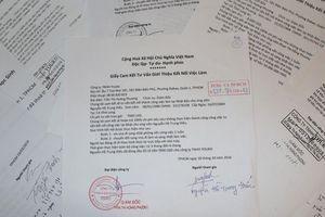 Lao động Việt kêu cứu từ đất khách (*): Nhiều thủ đoạn, khuất tất