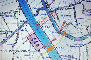 Vẫn tranh cãi quanh Dự án Hệ thống thủy lợi Cái Lớn - Cái Bé