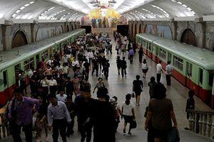 Đột nhập 'thế giới ngầm' dưới lòng thủ đô Triều Tiên