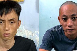 Lời khai bất ngờ của 2 nghi can cướp 4,5 tỷ tại ngân hàng ở Khánh Hòa