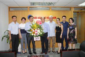 Báo Năng lượng Mới chúc mừng Hội Dầu khí Việt Nam nhân kỷ niệm 9 năm ngày thành lập