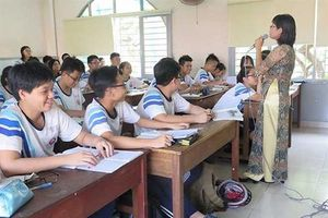 TP.HCM: Không tổ chức lớp chọn đối với học sinh THCS và THPT