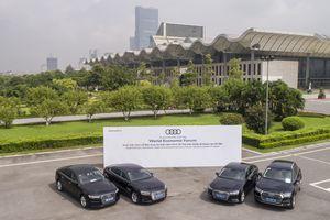 Audi sẽ là phương tiện di chuyển tại Diễn đàn kinh tế về ASEAN