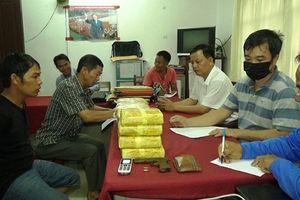 Quảng Trị: Bắt 'ông trùm' vận chuyển hơn 10 vạn viên ma túy