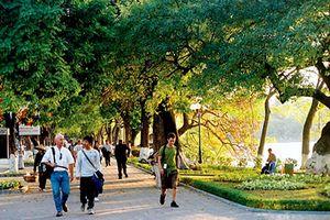 9 tháng đầu năm, du lịch Thủ đô có tốc độ tăng trưởng ổn định