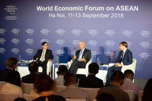 WEF ASEAN 2018: Khẳng định dấu ấn của ngoại giao đa phương Việt Nam