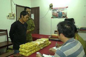 Phá đường dây buôn bán hơn 100.000 viên ma túy tổng hợp