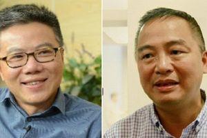 Những gương mặt xuất sắc là cựu học sinh trường Thực nghiệm Hà Nội