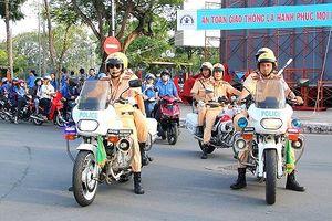 Cần Thơ: Đẩy mạnh tuyên truyền pháp luật về an toàn giao thông năm 2018