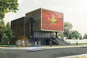 Đà Nẵng: Sắp khánh thành Nhà trưng bày Hoàng Sa