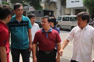 Ông Đoàn Ngọc Hải xử phạt hàng loạt nhà hàng, quán karaoke vi phạm PCCC