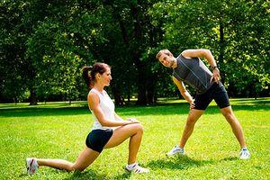Bài tập khởi động không thể bỏ qua trước khi tập luyện thể dục, thể thao