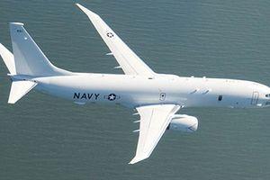 Máy bay Mỹ do thám bờ biển Syria