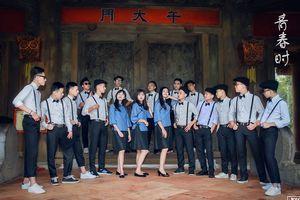 Thêm một bộ ảnh kỷ yếu 'độc nhất vô nhị' mang phong cách Thượng Hải đang gây sốt