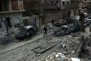 LHQ cảnh báo thảm họa nhân đạo khác ở Syria