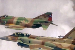 Israel tiếp tục hoạt động tự do tại Syria, bỏ qua mối lo S-300