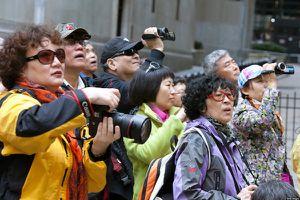 Du khách Trung Quốc đến Việt Nam tăng thêm gần 40%