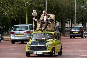 Những điều thú vị ít người biết về chiếc xe đặc biệt của Mr. Bean