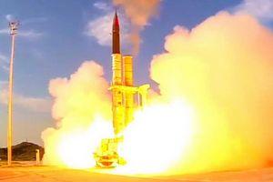 Đề phòng Iran, Israel bắt tay chế tạo tổ hợp tên lửa phòng không 'vượt trội S-500'
