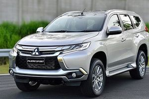 Top 5 ôtô bán chậm nhất tháng 4 tại thị trường Việt Nam
