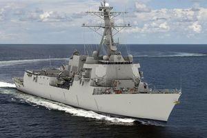 Mỹ đóng tàu Arleigh Burke mạnh gấp 30 lần đối phó Nga