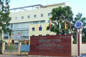 Trường ĐH Trà Vinh nhận hồ sơ xét tuyển ĐH,CĐ bằng kết quả học tập theo học bạ