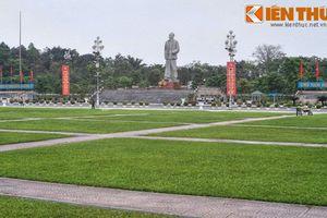 Khám phá Quảng trường Hồ Chí Minh ở quê hương Bác Hồ