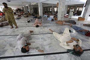 Nắng nóng kinh hoàng khiến hàng chục người chết ở Pakistan