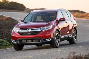 Honda CR-V Turbo bị lỗi động cơ đến tai khách hàng Việt