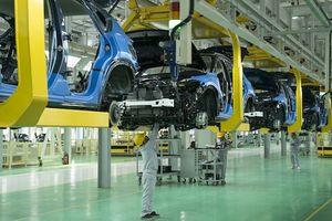 Khám phá nhà máy sản xuất ô tô du lịch Mazda hiện đại nhất khu vực