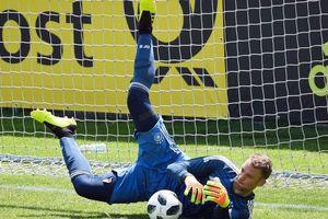 Tuyển Đức mạo hiểm với Manuel Neuer