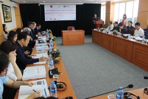 Hội thảo quốc tế đầu tiên được tổ chức tại Trường Hải quan Việt Nam