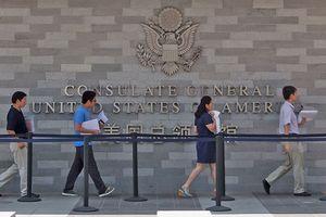 Nhân viên ngoại giao Mỹ mắc bệnh bí hiểm ở Trung Quốc