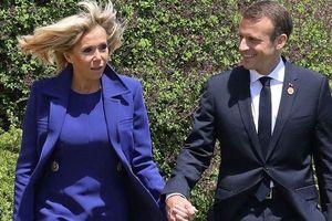 Tổng thống Pháp hứng chỉ trích vì sắm bộ đĩa ăn hơn 580.000 USD