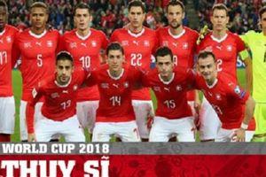 Lịch thi đấu World Cup 2018 hôm nay (18/6): Brasil và Thụy Sỹ