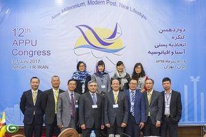 Hội nghị Chấp hành – Liên minh Bưu chính khu vực châu Á – Thái Bình Dương sẽ tổ chức tại Việt Nam