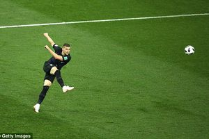 Video bàn thắng Argentina vs Croatia: Messi vô hại, Argentina thua thảm 0-3