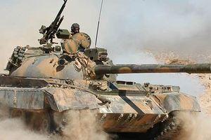 Quân Syria giải phóng 2500 km2 tỉnh Homs, nối thông biên giới với Iraq, 'nhốt' căn cứ Mỹ
