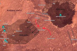 Quân đội Syria tiến công mở rộng vùng kiểm soát, truy quét IS ở Sweida