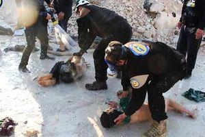 Tổng thống Assad lật mặt vũ khí hóa học phương Tây