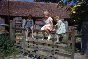 Loạt ảnh khó quên về các miền quê nước Anh thập niên 1950